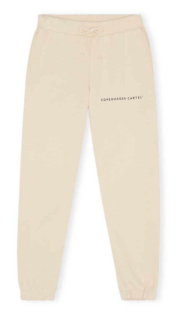 Unisex Earth joggers - Sand