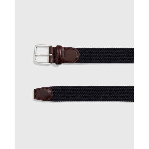 Elastic Braid Belt MArine