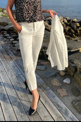 Zella Pant White Smoke