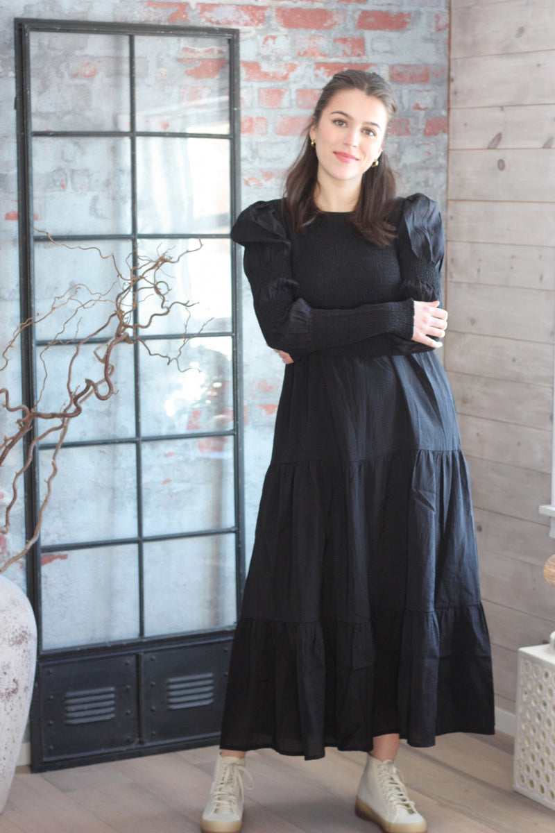 Massi ls dress Black
