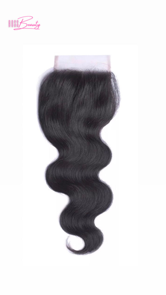 4X4/5X5 Transparent Lace Closure