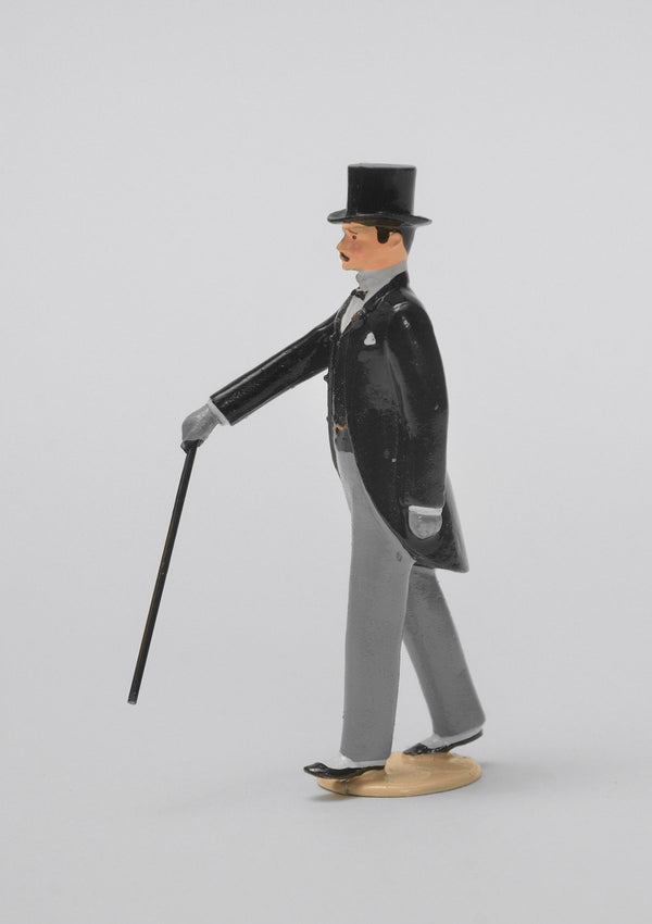 Set 10 Gentleman in morning coat | Victorian Gentleman | Town and Around | © Imperial Productions | Sculpt by David Cowe
