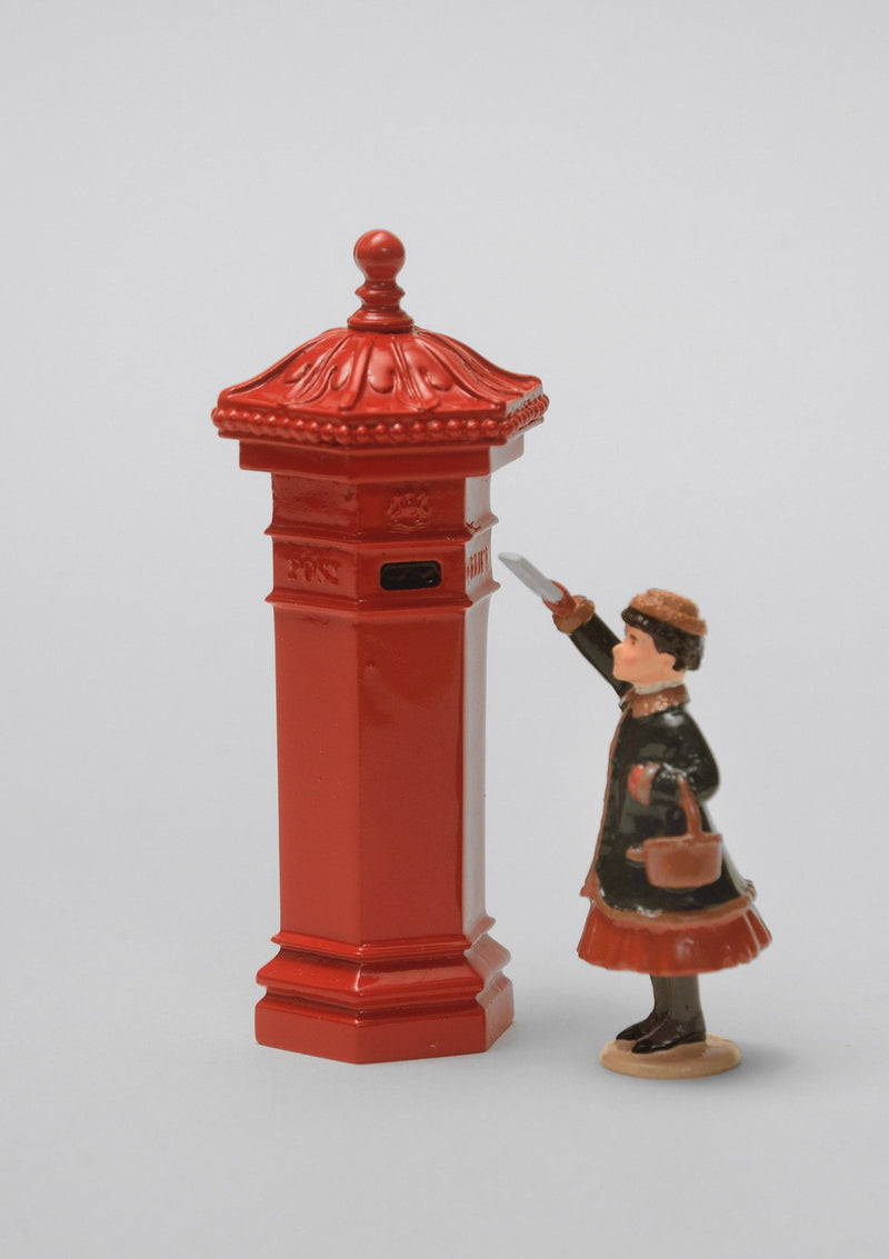 Set 29 Letter to Santa | Victorian Children Festive | Town and Around | © Imperial Productions | Sculpt by David Cowe