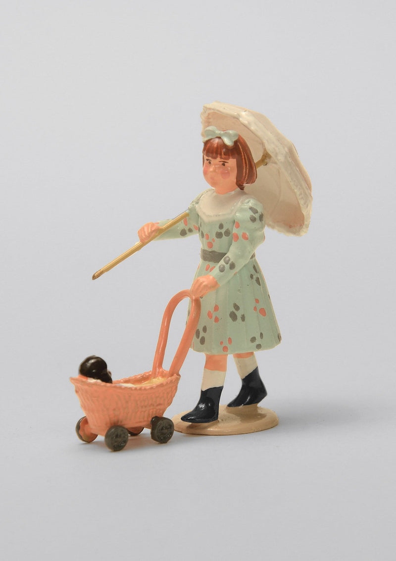 Set 46 Little Mother | Victorian Children | Town and Around | © Imperial Productions | Sculpt by David Cowe
