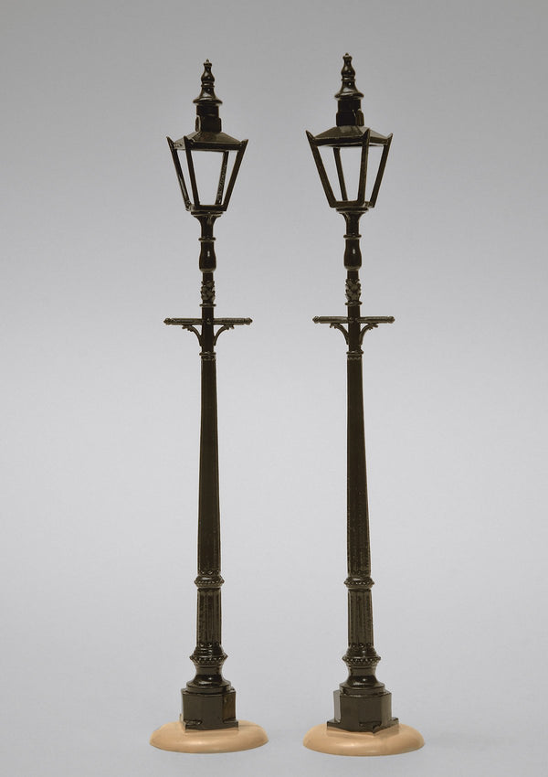Set 51 Streetlamps | Victorian | Town and Around | © Imperial Productions | Sculpt by David Cowe