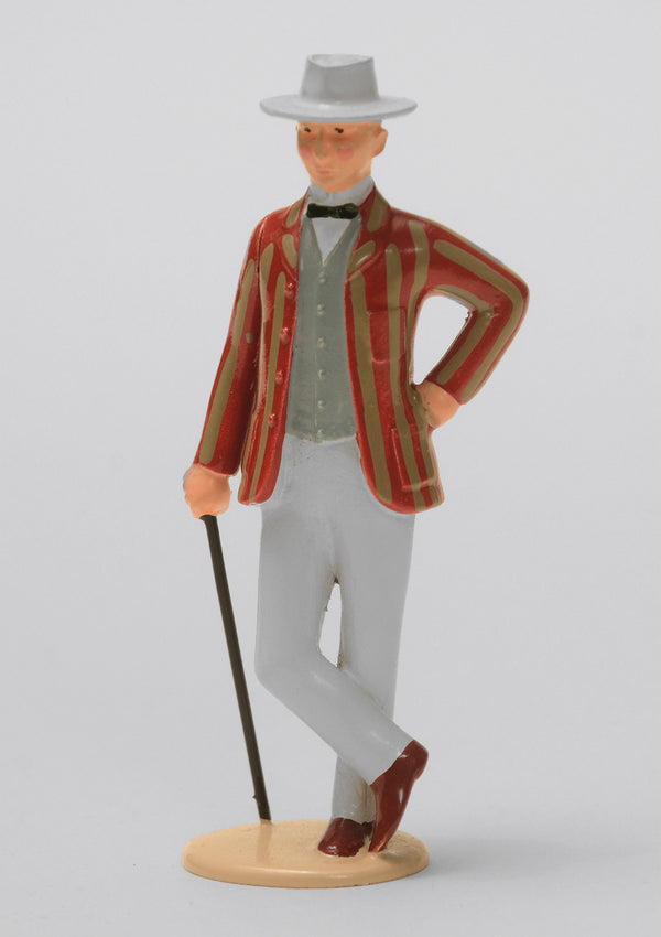 Set 52 Man about Town | Victorian Gentleman | Town and Around | © Imperial Productions | Sculpt by David Cowe