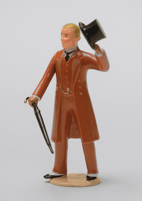 Set 54 Good Day | Victorian Gentleman | Town and Around | © Imperial Productions | Sculpt by David Cowe