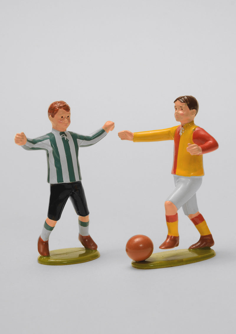 Set 65 Football | Victorian Children and Sport | Town and Around | © Imperial Productions | Sculpt by David Cowe