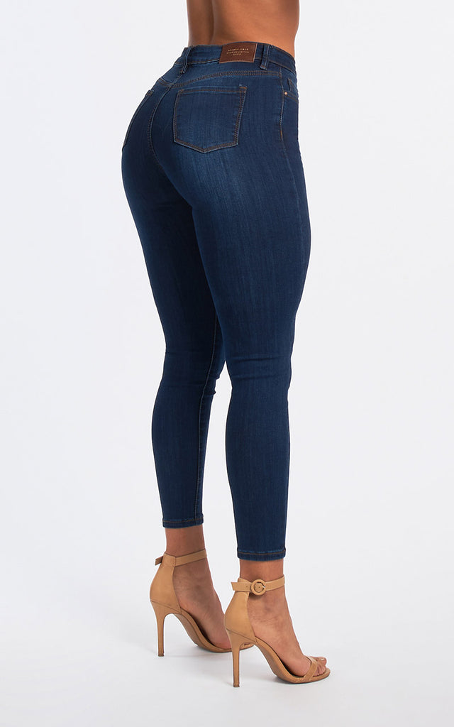 DOWN TO BUSINESS JEANS