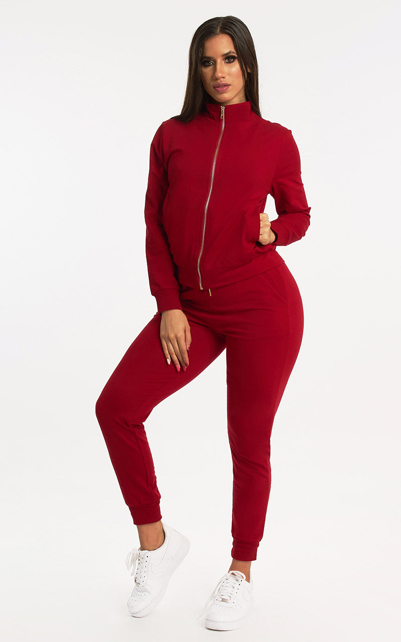 ZIP UP TRACKSUIT