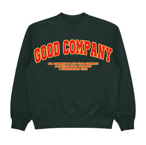 The Good Company Crewneck Collection 001