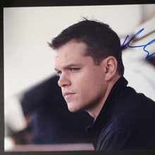 Load image into Gallery viewer, Autographed Photo Matt Damon with COA & LOA
