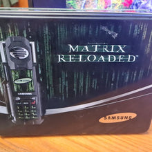 Load image into Gallery viewer, The Matrix Reloaded prop cell phone