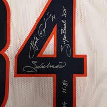 Load image into Gallery viewer, Autographed Walter Payton Chicago Bears Jersey With Celebrity Appearance Inc. Hologram