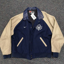 Load image into Gallery viewer, Toronto Maple Leafs Nike Winter Jacket Size XL