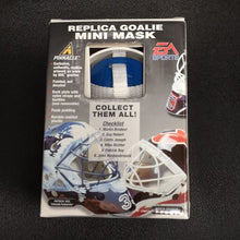 Load image into Gallery viewer, EA Sports Mike Richter New York Rangers Mini Goalie Mask