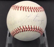 Load image into Gallery viewer, Dennis Martinez Autographed Baseball Signed Montreal Expos MLB Sweet Spot