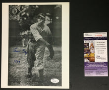 Load image into Gallery viewer, Leon Day Signed Authentic Photograph Negro Leagues Baseball JSA COA Autographed