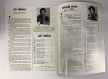 Load image into Gallery viewer, 1988 George Foreman vs Guido Trane Boxing Program Caesars Palace Las Vegas Fight