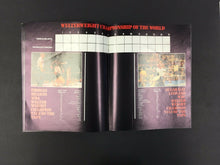 Load image into Gallery viewer, 1981 Sugar Ray Leonard Thomas Hearns Fight Program + Ticket Stub Caesars Palace