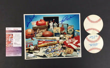 Load image into Gallery viewer, Legends Of The Game VIP Baseball Ticket Promo Autographed 5 Stars Sam Snead JSA