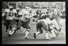 Load image into Gallery viewer, 1981 Denis Brodeur CFL Football Press Photo Montreal Alouettes BC Lions
