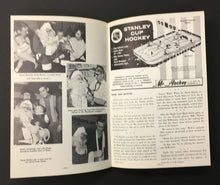 Load image into Gallery viewer, 1969 Chicago Stadium Program Blackhawks vs Detroit Red Wings NHL Hockey Hull