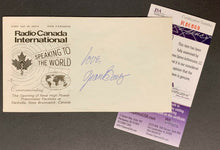 Load image into Gallery viewer, Joan Baez Signed First Day Cover Autograed Singer Songwriter Musician JSA COA