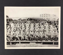 Load image into Gallery viewer, 1936 Boston Red Sox Baseball Team Photo National Chicle Picture R311