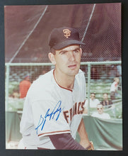 Load image into Gallery viewer, MLB San Francisco Giants Hall Of Famer Gaylord Perry Autographed Photo 8x10