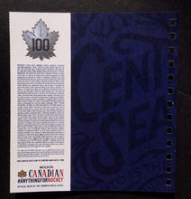 Load image into Gallery viewer, 2016-17 Maple Leafs vs Ottawa Senators Armed Forces Night Featured Ticket