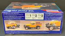 Load image into Gallery viewer, Monogram 29' Ford Roadster Pickup 1:24 #7555 Model Kit 1929 Pick Up Yellow