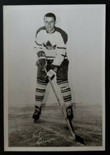 Load image into Gallery viewer, 1963-64 Toronto Maple Leafs Photo Carl Brewer Vintage Sold at Maple Leaf Gardens