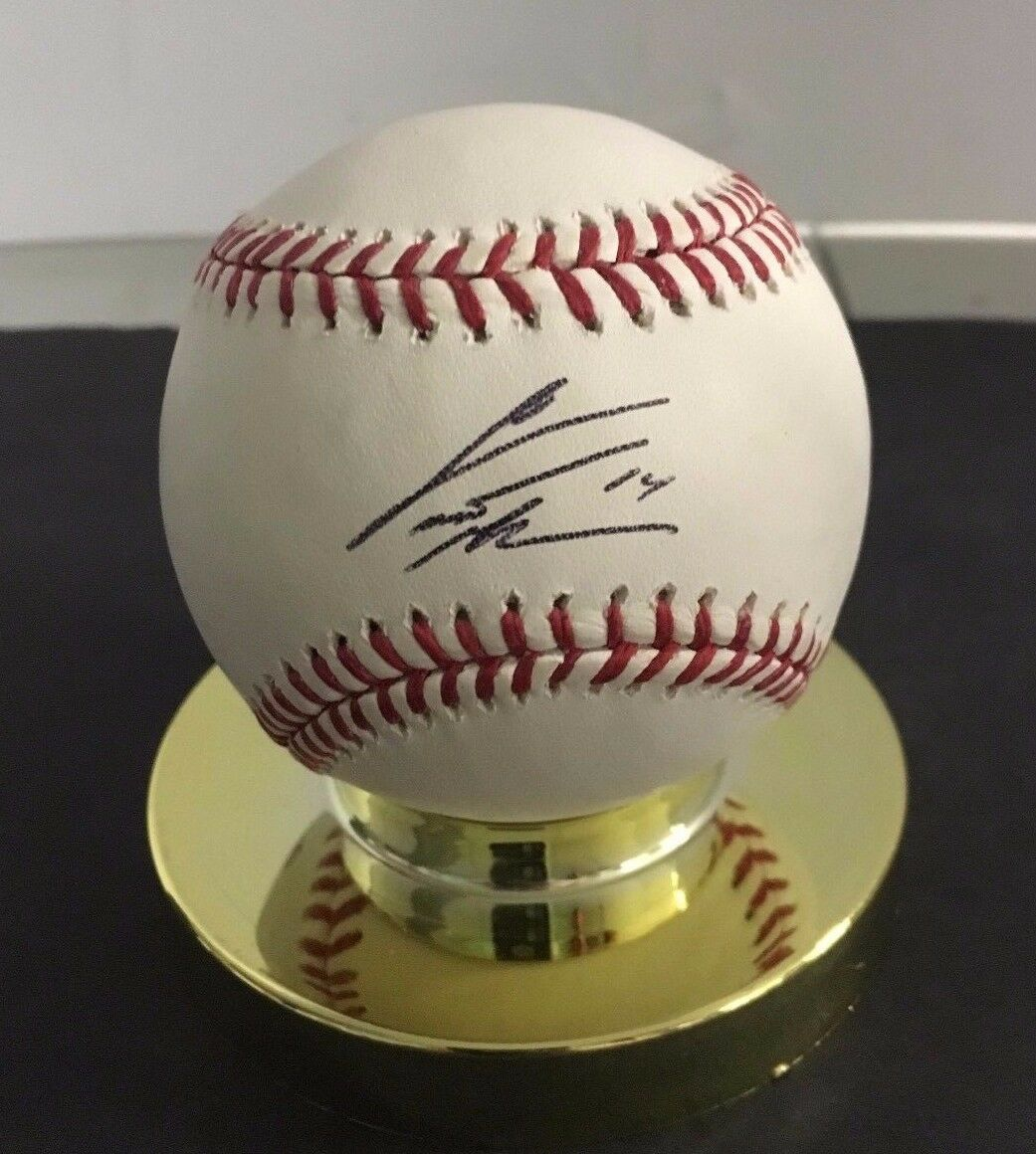 Curtis Granderson Autographed Official Rawlings Baseball MLB JSA Authenticated