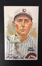 Load image into Gallery viewer, 1980 Perez Steele Hall of Fame Baseball Postcard Edd Roush Autographed