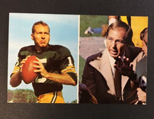 Load image into Gallery viewer, Vintage Bart Starr Football Photo RPPC Postcard NFL Green Bay Packers HOFer