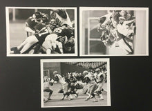 Load image into Gallery viewer, 1983 Montreal Concordes Vs Hamilton Tiger-Cats CFL Denis Brodeur 3 Press Photos