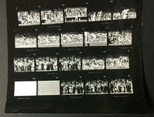 Load image into Gallery viewer, 1961 Game 4 World Series Baseball Contact Photo Sheet Art Rickerby Life Magazine
