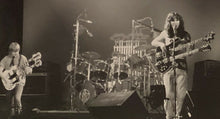 Load image into Gallery viewer, 1970's Rush Geddy Lee / Neal Peart / Alex Lifeson Original Studio Photo Vintage