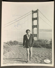 Load image into Gallery viewer, Tony Bennett Signed Autographed Photo Famous Singer San Fran Vintage Music JSA