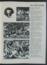 Load image into Gallery viewer, 1972 Empire Stadium CFL Program + BC Lions Yearbook Toronto vs BC Lions Theisman