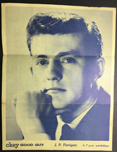 Load image into Gallery viewer, 1963 CKEY Toronto Radio Record Survey Chart Bill Anderson Jimmy Soul Music VTG