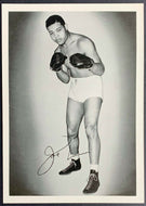 Vintage Original Photo Joe Louis Promo Photo Heavyweight Champion Boxer