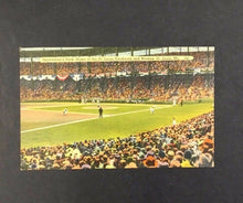 Load image into Gallery viewer, 1930 Sportsmen Park St. Louis Baseball Stadium Post Card Vintage Sports Missouri