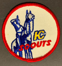 Load image into Gallery viewer, Kansas City Scouts NHL Hockey Unused VTG Crest Jersey Patch Vintage Emblem KC