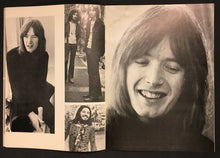 Load image into Gallery viewer, 1970 Small Faces North American Tour Program Concert Rod Stewart Ron Woods Music
