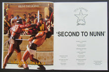 Load image into Gallery viewer, 1988 Boxing Program Battle Of The Champs Caesars Palace Vegas - George Foreman