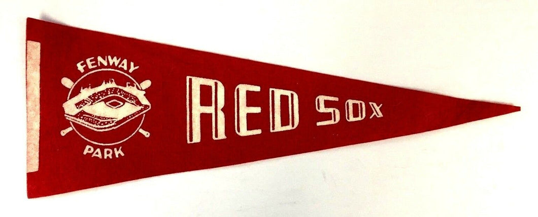 Boston Red Sox Fenway Park Pennant Mini Size 13.5