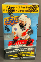 Load image into Gallery viewer, 2008-09 Upper Deck Series 2 NHL Hockey Cards Blaster Box - Factory Sealed