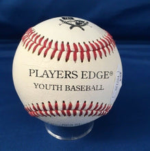 Load image into Gallery viewer, Dennis Martinez Autographed MLB Baseball Baltimore Orioles Players Edge Ball JSA